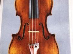 A leading violinist is robbed in Paris