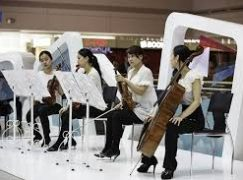 UK airport asks musicians to play for free, and quickly regrets it