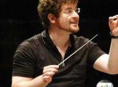 An Israeli claims orchestra in Argentina