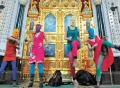 Pussy Riot make a classical record