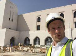 Desert sheikhs grab Covent Garden's top digital man