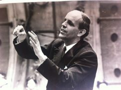 Death of a Viennese conductor, 84