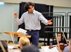 An Iranian wins Germany's conducting prize