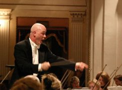 Shock: Dublin concert is cancelled after US conductor is found dead