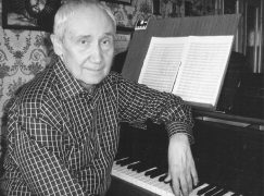 Death of a respected symphonist