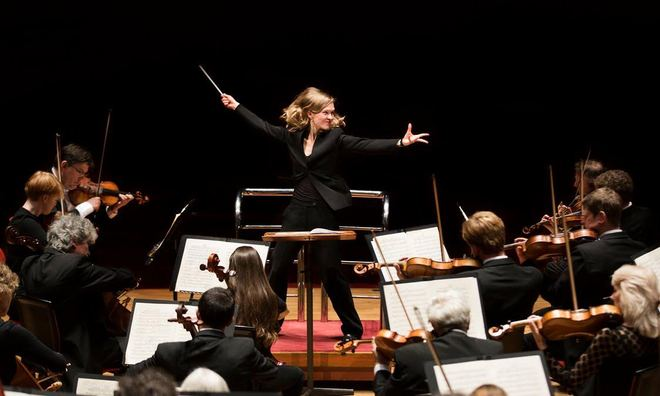 Women conductors 2019: Who's up, who's down