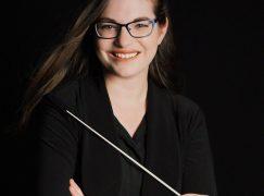 Israeli conductor wins US foothold