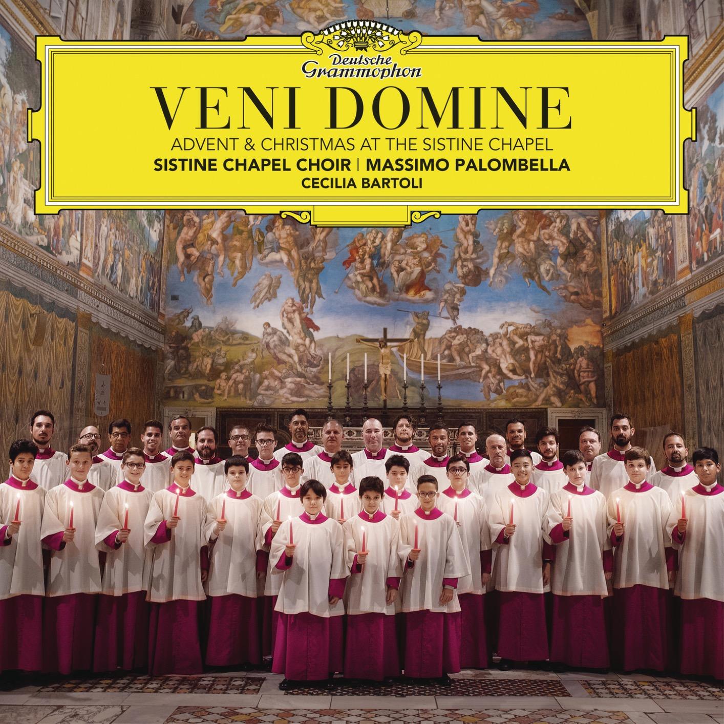 Sistine Chapel admits first woman singer