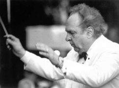 Mourning for a New York maestro, 88