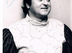 Death of a Belgian tenor, 82