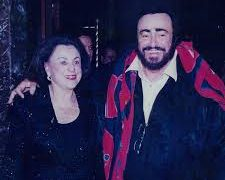Florida mourns Pavarotti's impresaria