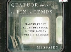 The label that can't get Messiaen right