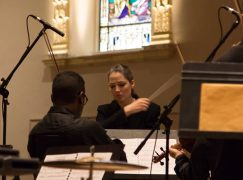 Detroit's associate conductor gets her first music director post
