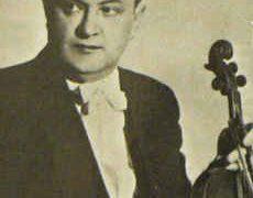 Lost violin stars of the Soviet Union