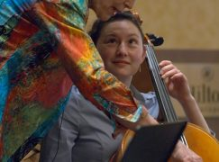 Death of US cello leader, 92
