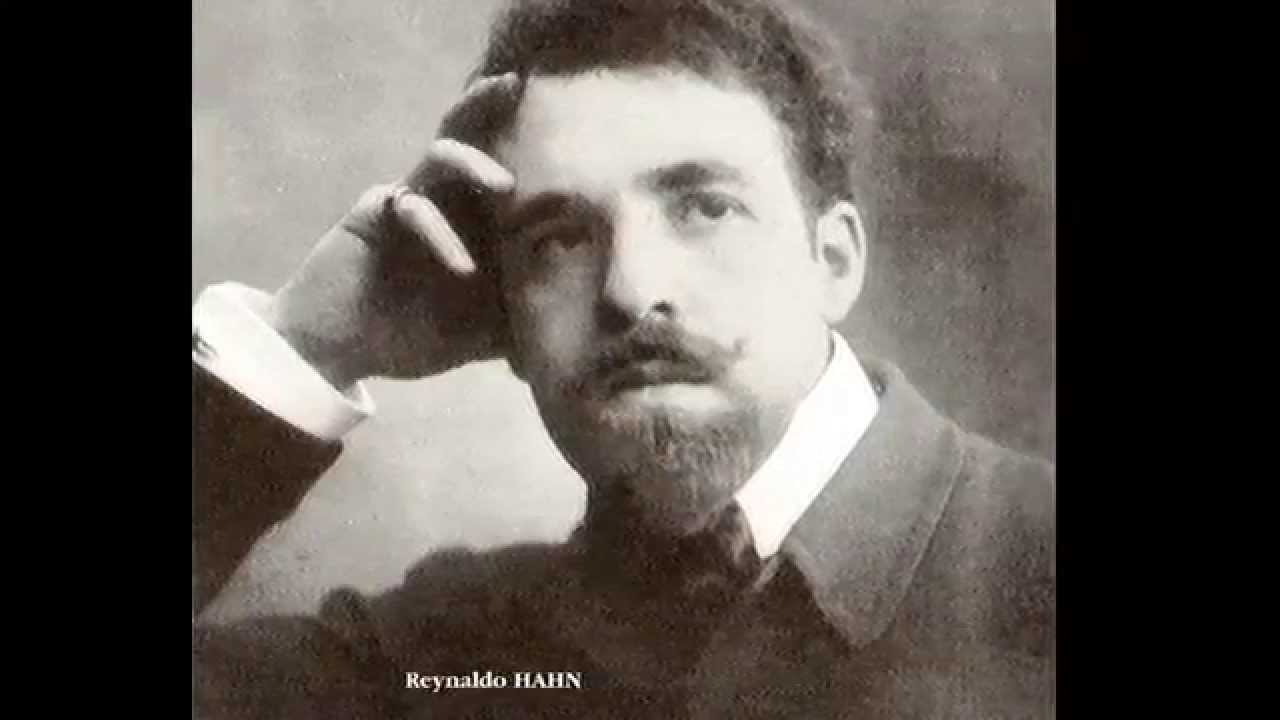 Rare audio: Proust's lover sings