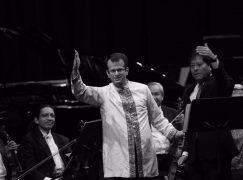 Mexico picks an American concertmaster