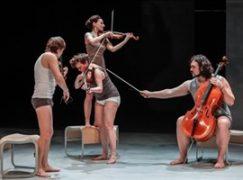 Sadness: Cancer claims a prodigious cellist, 36
