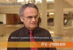 Longest-serving player leaves the Israel Philharmonic
