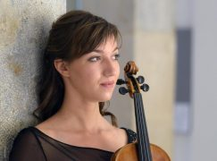 Meet the new 1st violin in the Vienna Philharmonic