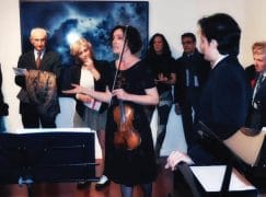 Charles Dutoit: A maestro's wife reflects