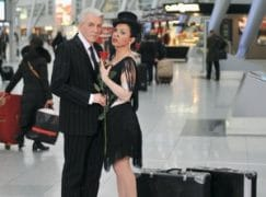 A British tenor dies in Germany