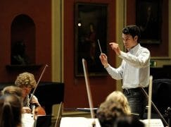 Major conducting competition is all-male, again