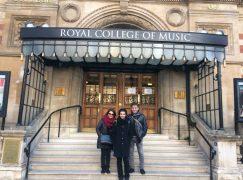 Iranian prodigy wins full London scholarship