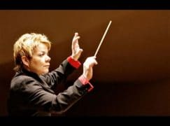 Marin Alsop becomes Vienna's first woman chief conductor