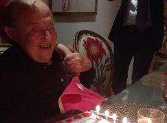 Menahem Pressler at 94