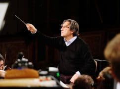 Vienna Philharmonic confirms empty New Year with Muti