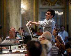 A Portuguese wins conductors contest