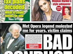 A petition to reinstate James Levine