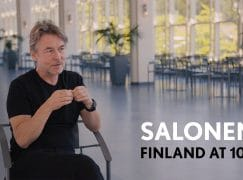 Esa-Pekka Salonen: Why I love to be a Finn