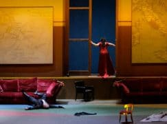 What Tosca lands in at the Met