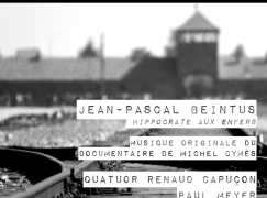 A remarkable new score for TV doc on doctors in Auschwitz