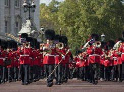 Next cut: The British Army's music ensembles