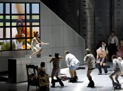 Just in: Turin reduces opera to semi-staged