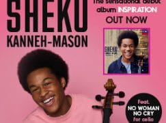 Classical cellist breaks into top of the pops