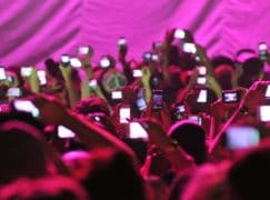 How to get kids to your concerts. Hint: make 'em play or pay or use their phones