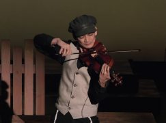 The violin legacy of a Facebook pioneer