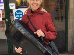 Two string instruments are stolen from Scottish orchestra