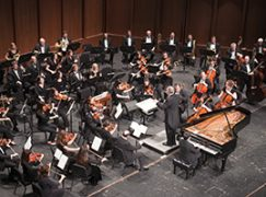 Low pay for conducting a US college orchestra