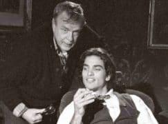 An American actor accuses Franco Zeffirelli of making sexual demands