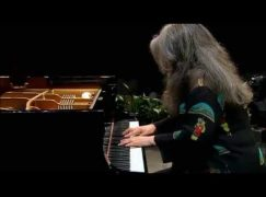 Slippedisc daily comfort zone (78): Argerich plays…. Wagner