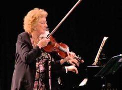 Juilliard mourns its go-to children's teacher