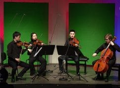 Have string quartets run out of names?