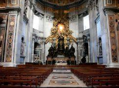 Sacrilege? St Peter's Basilica instals electronic organ