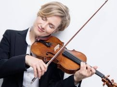 Aussie orchestra is given a Strad