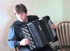 Sad death of international accordionist, 41